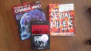 Serial Killer Books (understanding the crimes)