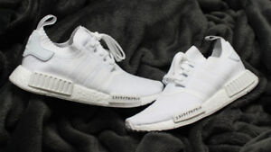 Adidas NMD R1 Japan Triple White Size 12 DEADSTOCK$350.00