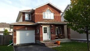 4 Bedroom 3.5 bath home for rent in Orleans - $1950/month