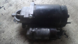 Used starter for a 350 cu. engine