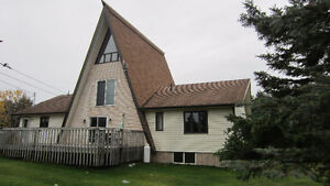 Prince Edward Island Five Bedroom Chalet (Mill River)