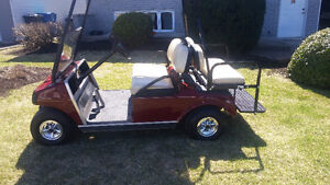 voiturette de golf cart