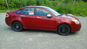 2011 Ford Focus Berline