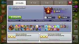 Clash of Clans Maxed TH10 (Heros 40/40) & TH9 Combo London Ontario image 1