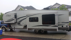 2011 Cougar High Country Fifth Wheel