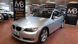 2008 BMW 3 SERIES 320d SE [Start Stop] 6 Speed Xenons AUX Sport Seats