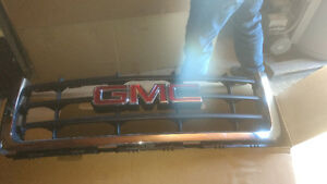 Grille GM