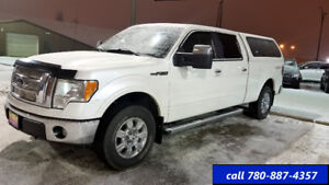 2010 FORD F-150 LARIAT PICKUP TRUCK LEATHER, NAV, LOADED