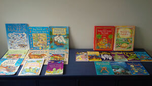 Usborne book collection - elementary age