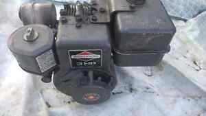 3 HP BRIGGS AND STRATTON WITH REDUCTION
