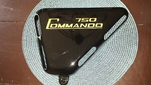 Norton 750 Commando side cover set **Best Offer**