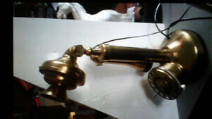 Reproduction Candle stick Phone