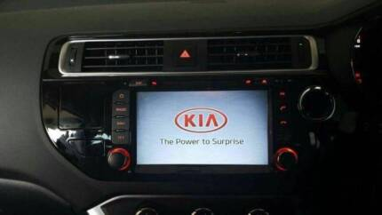 8 inch Kia Rio******2014, *****2016 car DVD GPS free reverse cam