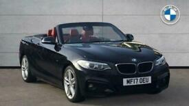 image for 2017 BMW 2 Series 220d M Sport Convertible Convertible Diesel Automatic