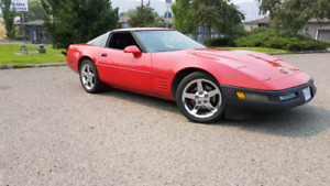 1992 Corvette LT1 with New Motor and lots of New Parts !