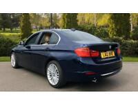 2012 BMW 3 Series 320d Luxury 4dr Manual Diesel Saloon