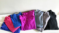 GIRL'S JACKETS AND TOPS