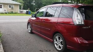 2009 Mazda5 Fourgonnette (NÉGO)