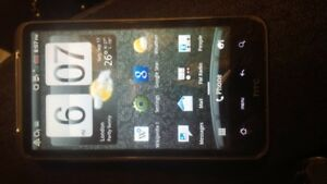 htc cell phone locked to telus