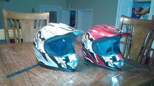 casque de motocross