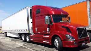 NICE AND CLEAN VOLVO TRUCK