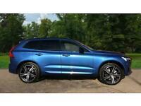 Volvo XC60 B5P Mild Hybrid R Design Pro A Auto Estate Petrol/Electric Automatic