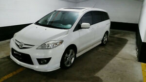 2010 Mazda 5 GT Hatchback MiniVan LEATHER safety etest Snow tire