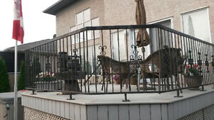 Steel Railing For Sale Regina Regina Area image 2