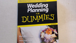 Wedding Planning for Dummies 2nd edition