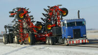 Farm Equipment Hauling and Towing