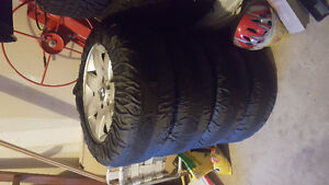 Bmw original 16 inch tires
