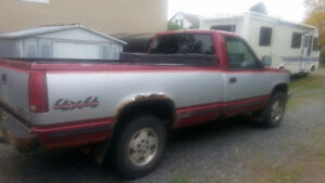 1992 GMC Sierra 1500 Pickup Truck