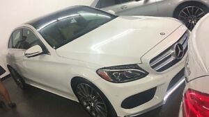 2017 Mercedes C-Class Luxury Premium Package - Manager price!!!!