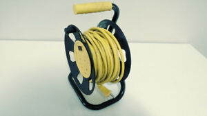 All Purpose Extension Cord and Reel - 30' in great condition