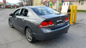 2009 Acura CSX w/ winter tires+summers, 185km only, pls read ad