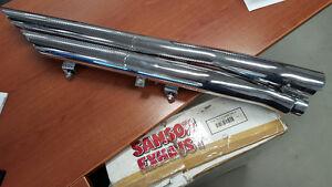 PIPES SLIP-ON SAMSON VROD V-ROD BIG GUNS NEUVES 2002-UP 1130CC
