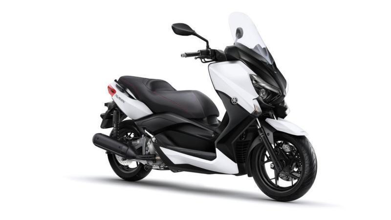 2017 Yamaha X-MAX 250 249.00 cc