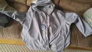 New Columbia coat