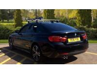 2016 BMW 4 Series 435d xDrive M Sport 5dr (Profe Automatic Diesel Hatchback