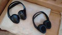 Wiress headphones