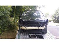 Breaking Vauxhall Zafira 2010