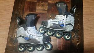 Bauer 20-70 Roller Blades