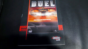 Duel Steven Spielberg/Something wild ZONE 2 PAL