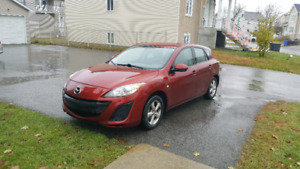 Mazda 3 2010 * Vente ou Échange pour Vus *