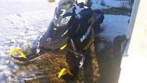 2012 skidoo renegade back country 800 etec