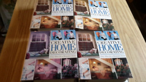4 Large Home Decorating Manuals---All for $10 NEED GONE