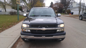 06 Chevy Avalanche for sale