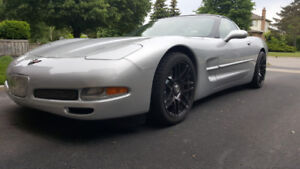 1998 Chevrolet Corvette Certified