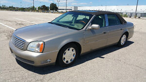 2002 Cadillac DeVille DHS - LOADED | CERTIFIED | WARRANTY