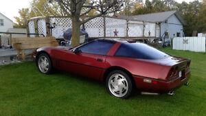 1988 Corvette Coup